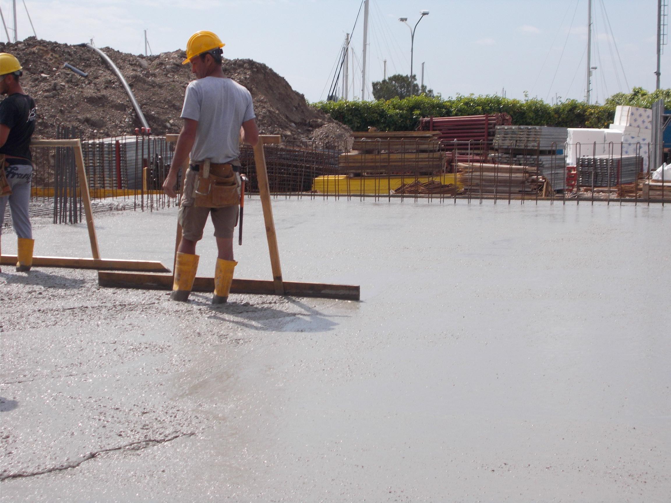 ditta edile pavimentazione vespaio aerato