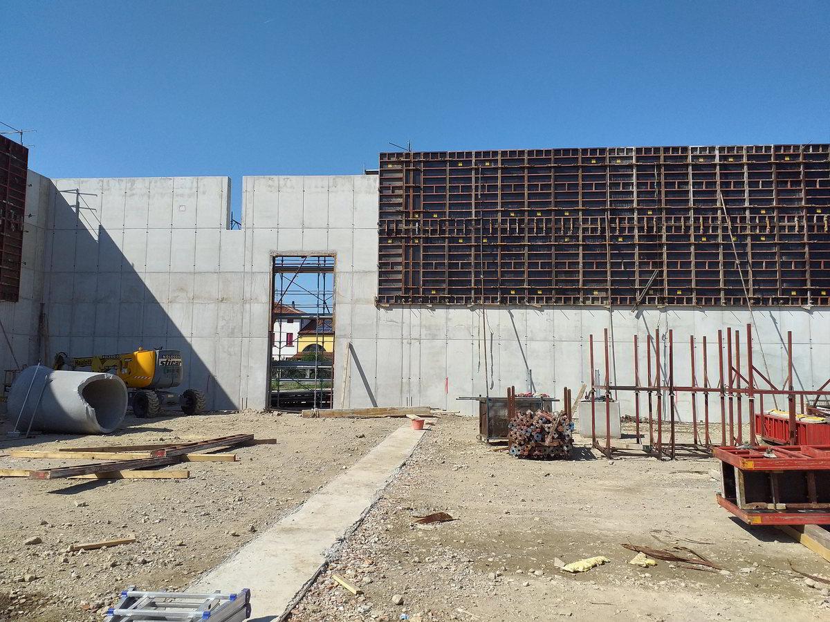 Centro commerciale Alì cantiere 6