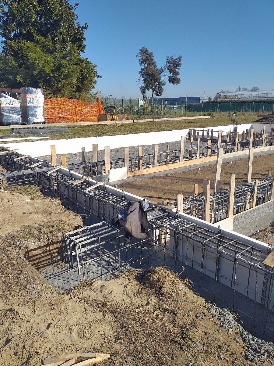 fossalta di piave cantiere